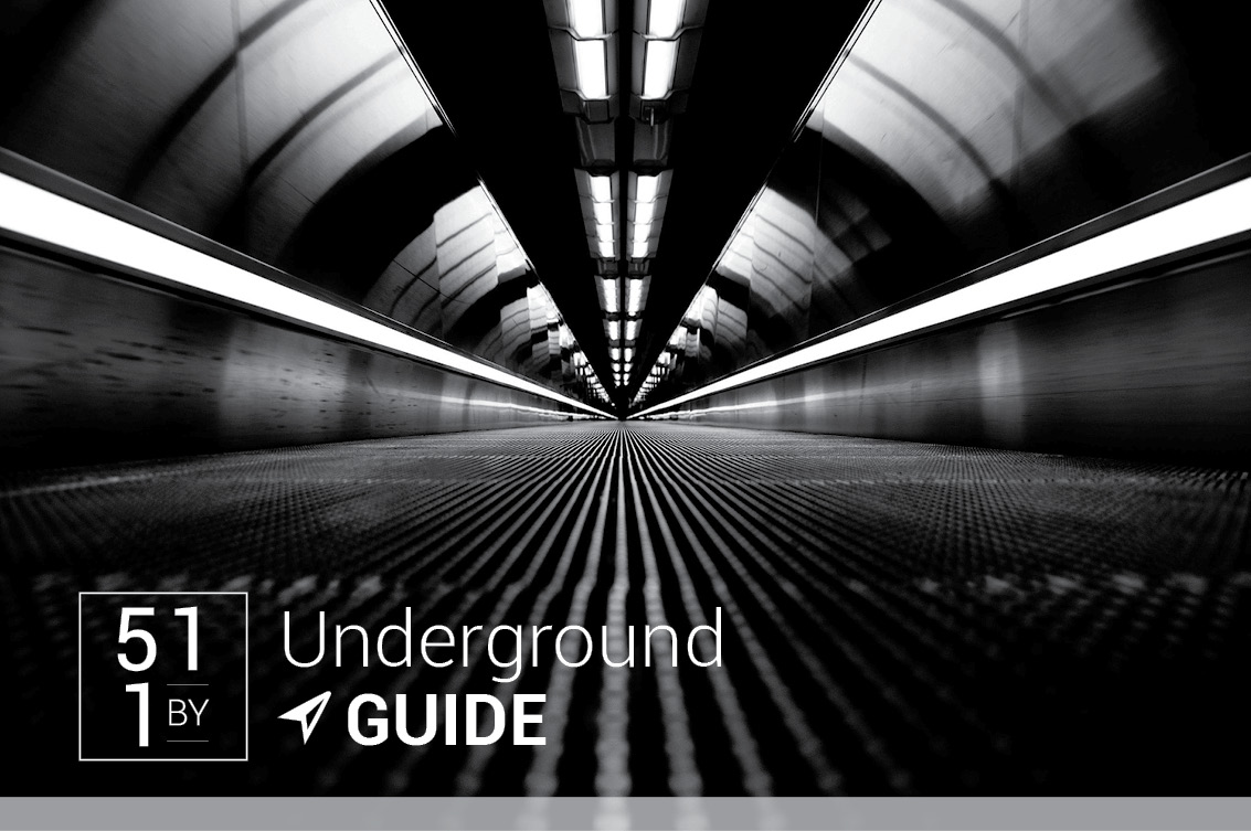 The 2017 51by1 Underground Guide to the Esri UC Parties